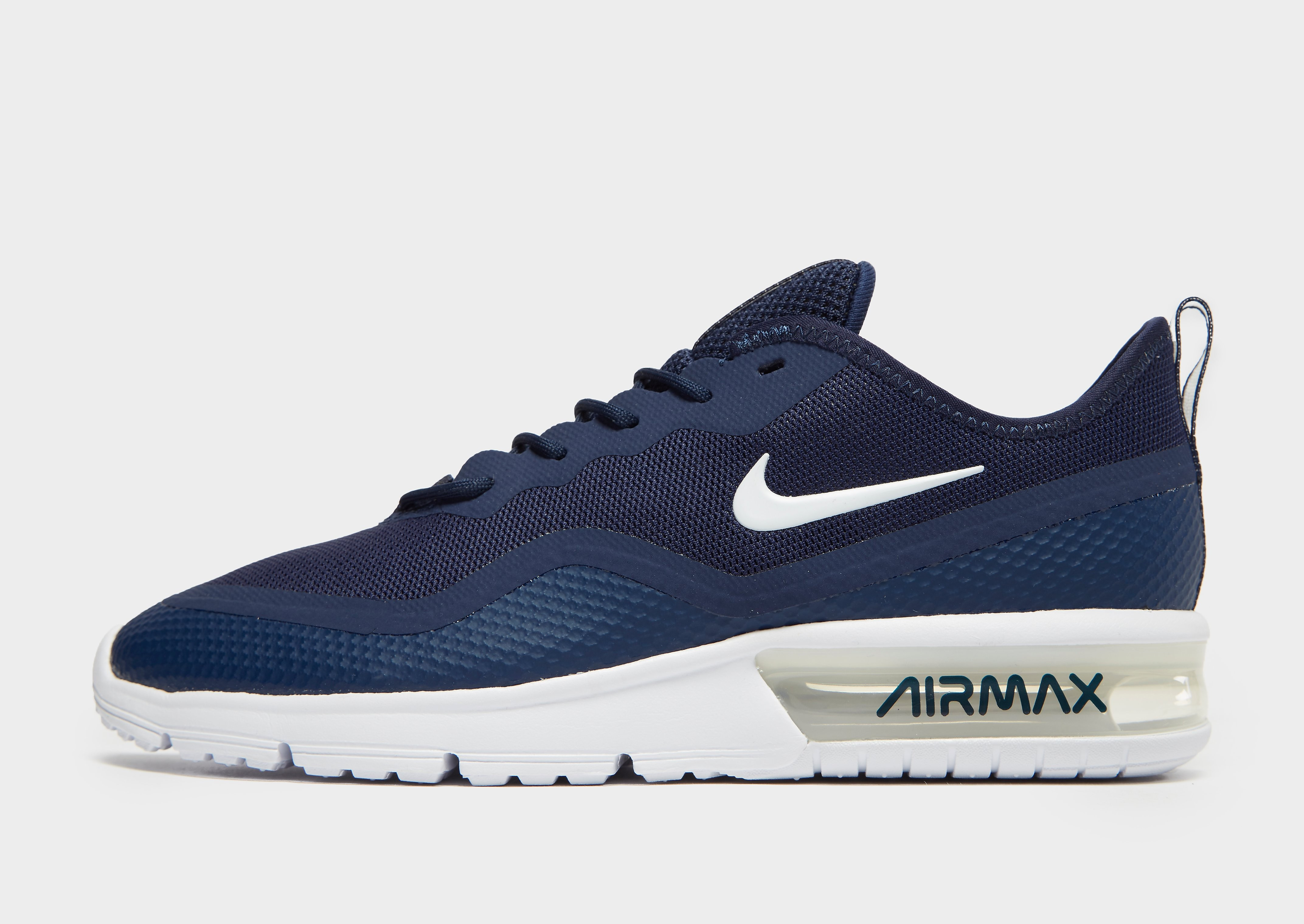 Nike Air Max Sequent 4.5 Blauw Heren