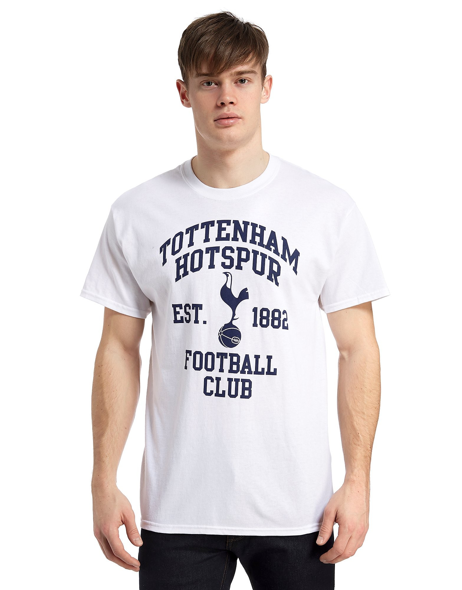 Official Team Tottenham Hotspur Arch T-Shirt