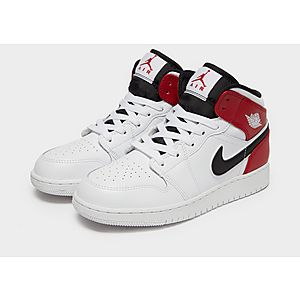 32b7cef4210f16 Jordan Air 1 Mid Junior Jordan Air 1 Mid Junior