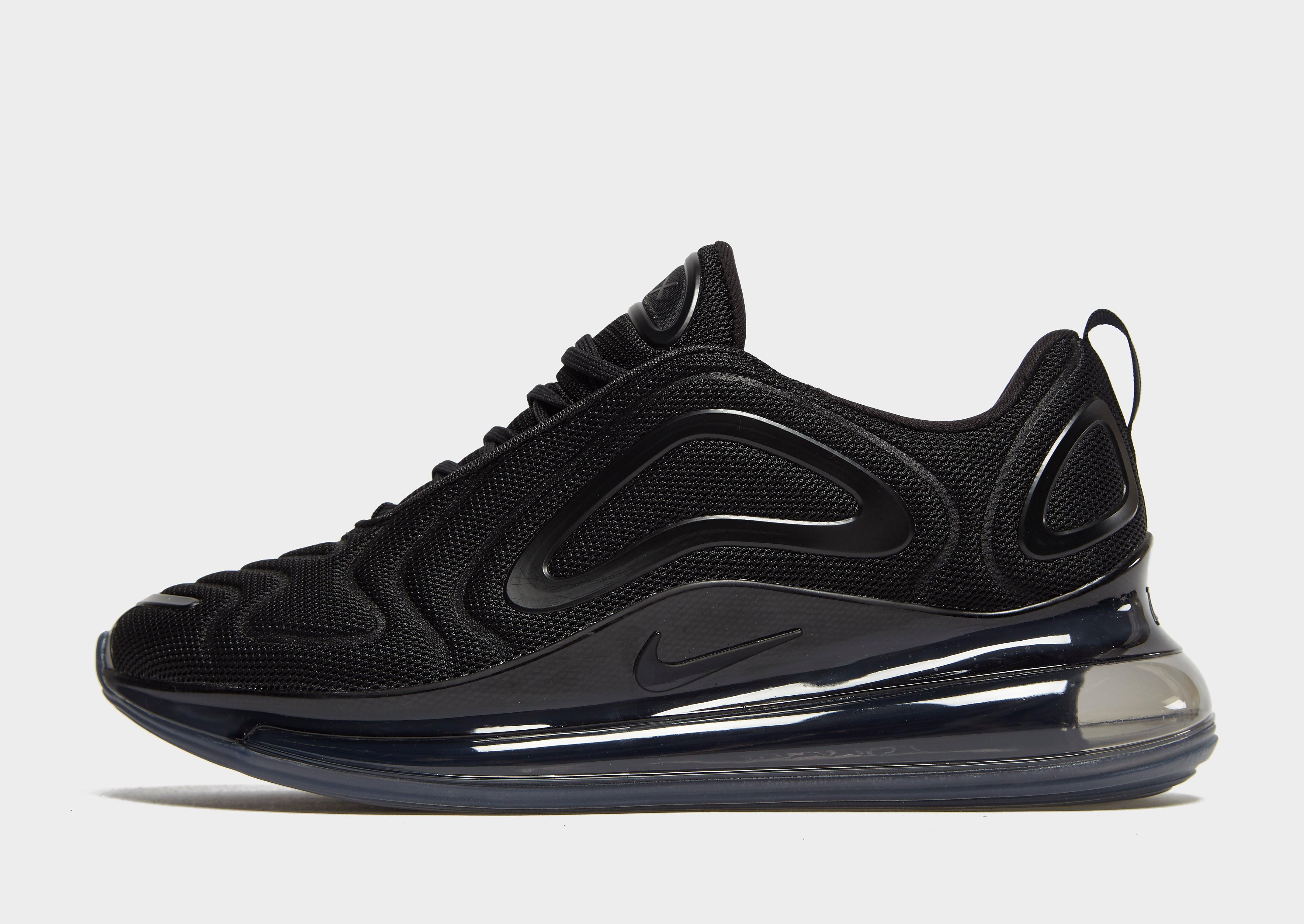 Nike Air Max 720 kindersneaker zwart