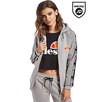 Ellesse Tape Full Zip Hoody