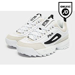 low priced b1894 3f64d Fila Disruptor II Womens Fila Disruptor II Womens