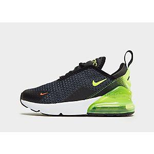 22c92381e Childrens Footwear (Sizes 10-2) - Nike Air Max 270