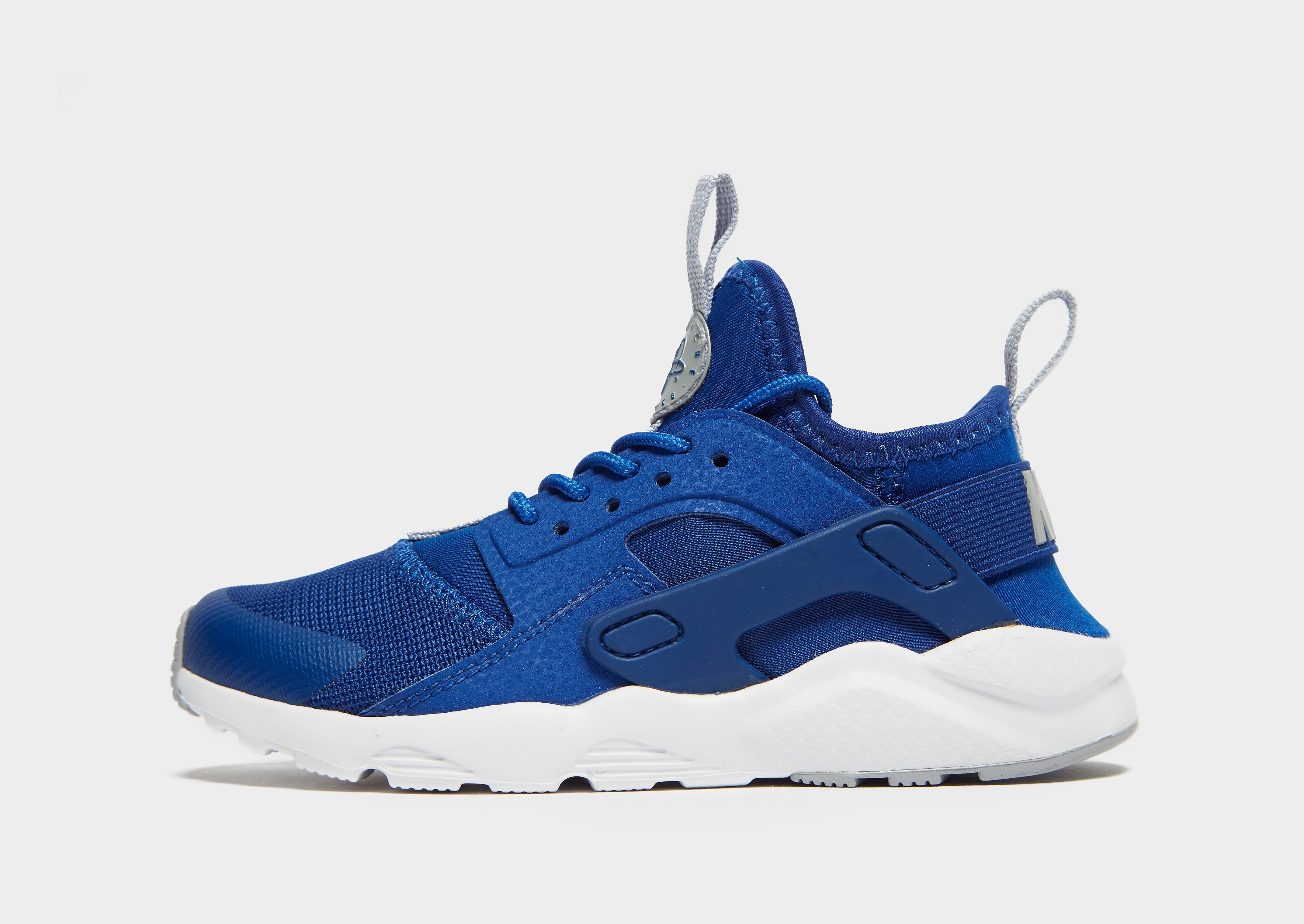 555063e4f1f Nike Air Huarache Ultra Kinderen - alleen bij JD - Blauw - Kind
