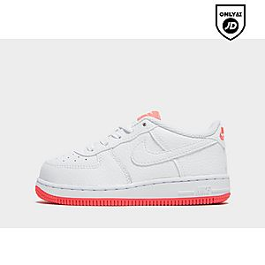 new arrival b34d9 a902f Nike Air Force 1 Low Infant ...