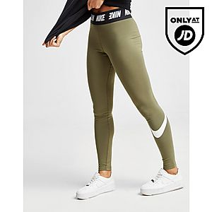 b0a6876bbe949 Nike High Waisted Swoosh Leggings Nike High Waisted Swoosh Leggings