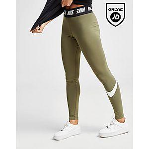 f62ec58b050 Nike High Waisted Swoosh Leggings Nike High Waisted Swoosh Leggings
