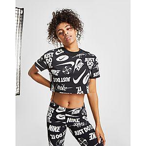 quality design 33382 a7776 ... NIKE Nike Sportswear Essential Women s Cropped T-Shirt