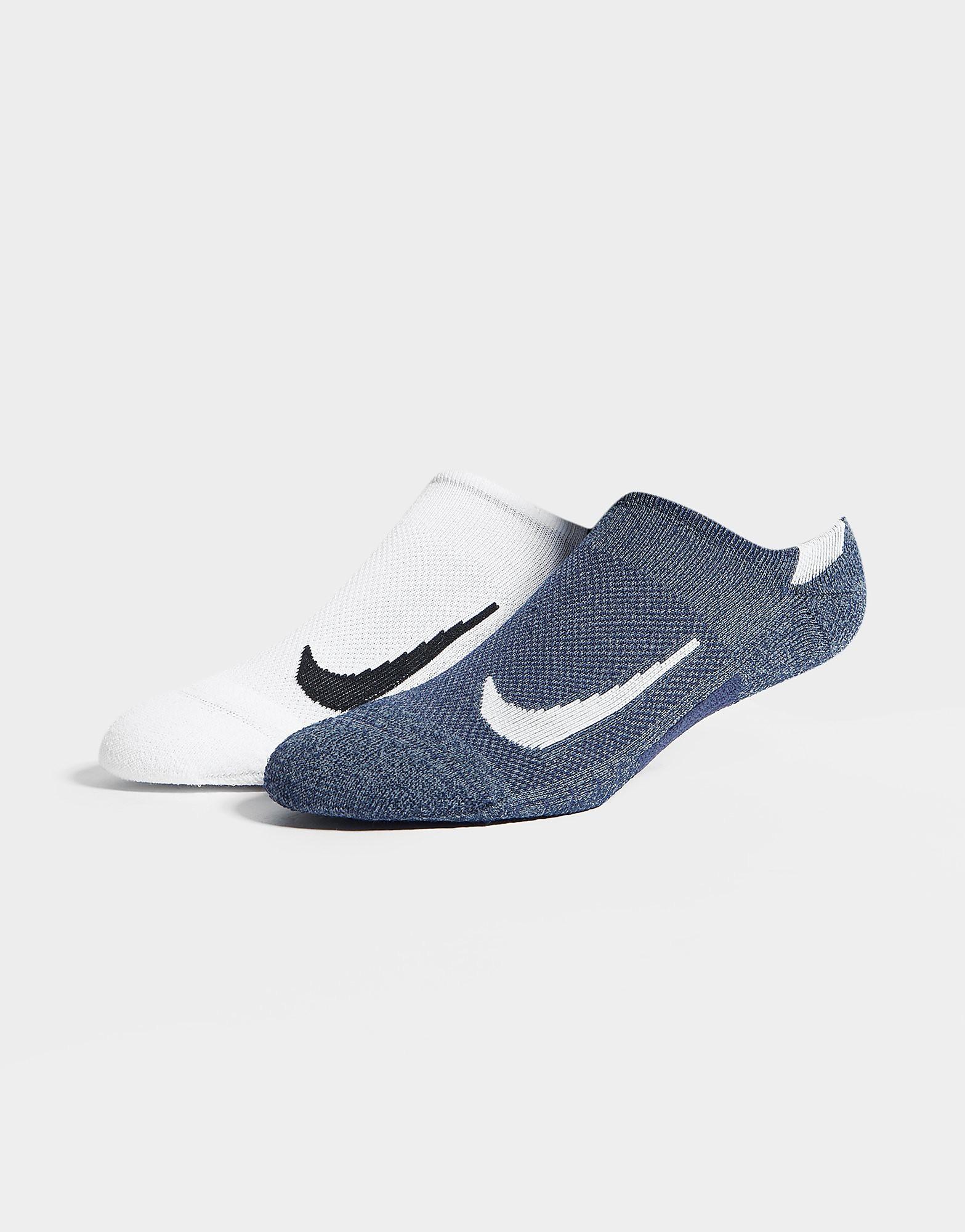 Nike 2 Pack Running Performance Socks