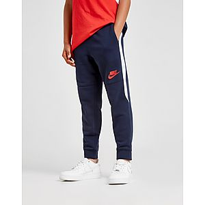 40837a5d3dc54 Nike Hybrid Fleece Stripe Joggers Junior ...