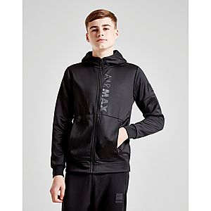cheaper 2afea 64a68 Nike Air Max Poly Full Zip Hoodie Junior ...
