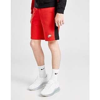 quality design fbccd 40cd4 Nike Air Colour Block Fleece Shorts Junior