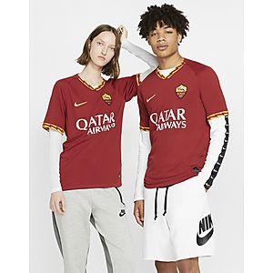 c760a0e90 NIKE A.S. Roma 2019 20 Stadium Home Men s Football Shirt ...