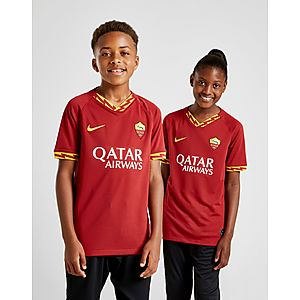 27029837ef8 NIKE A.S. Roma 2019 20 Stadium Home Older Kids  Football Shirt ...