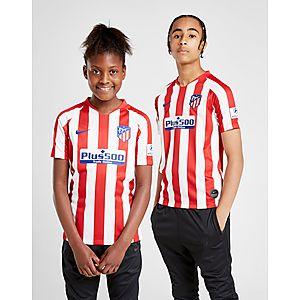 f85860861 NIKE Atlético de Madrid 2019/20 Stadium Home Older Kids' Football Shirt ...