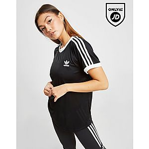 4ad94f64f ... adidas Originals 3-Stripes Mesh California T-Shirt