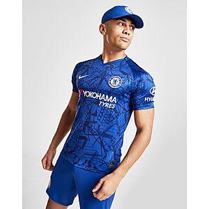 90e2dfec976 NIKE Chelsea FC 2019 20 Stadium Home Men s Football Shirt ...
