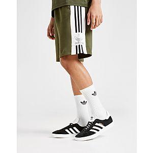 5a499fdf2db2 adidas Originals Fleece Shorts Junior ...