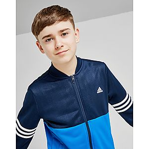 308d8a0b3cfb adidas Performance Colour Block Poly Tracksuit Junior adidas Performance  Colour Block Poly Tracksuit Junior