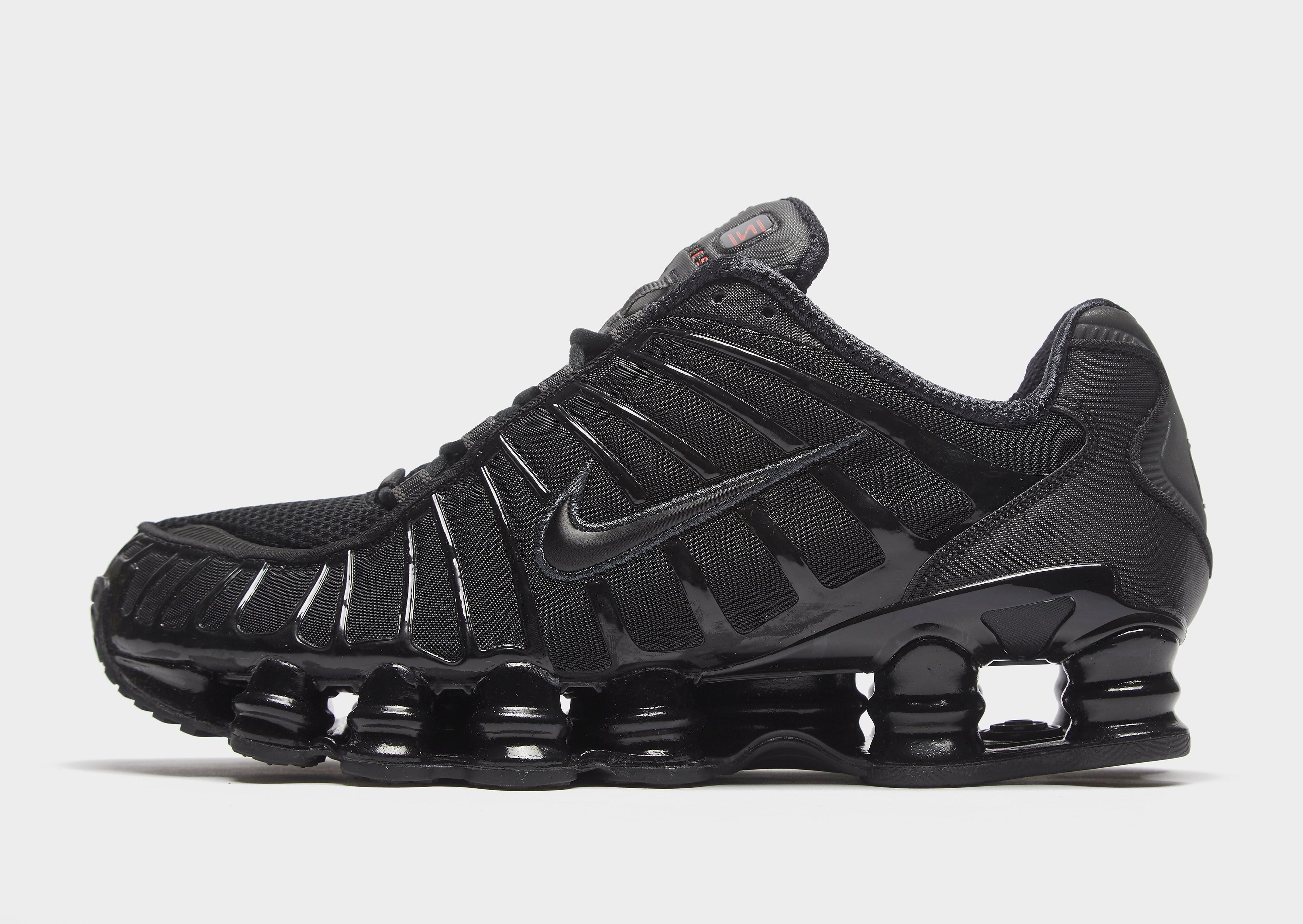 Nike Shox TL, Negro