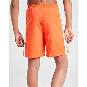 77ed82c64f1c ... adidas Originals Trefoil Logo Swim Shorts Junior