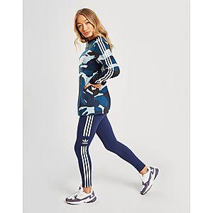 abcc03d334702b ... adidas Originals All Over Print Camo Long Sleeve T-Shirt