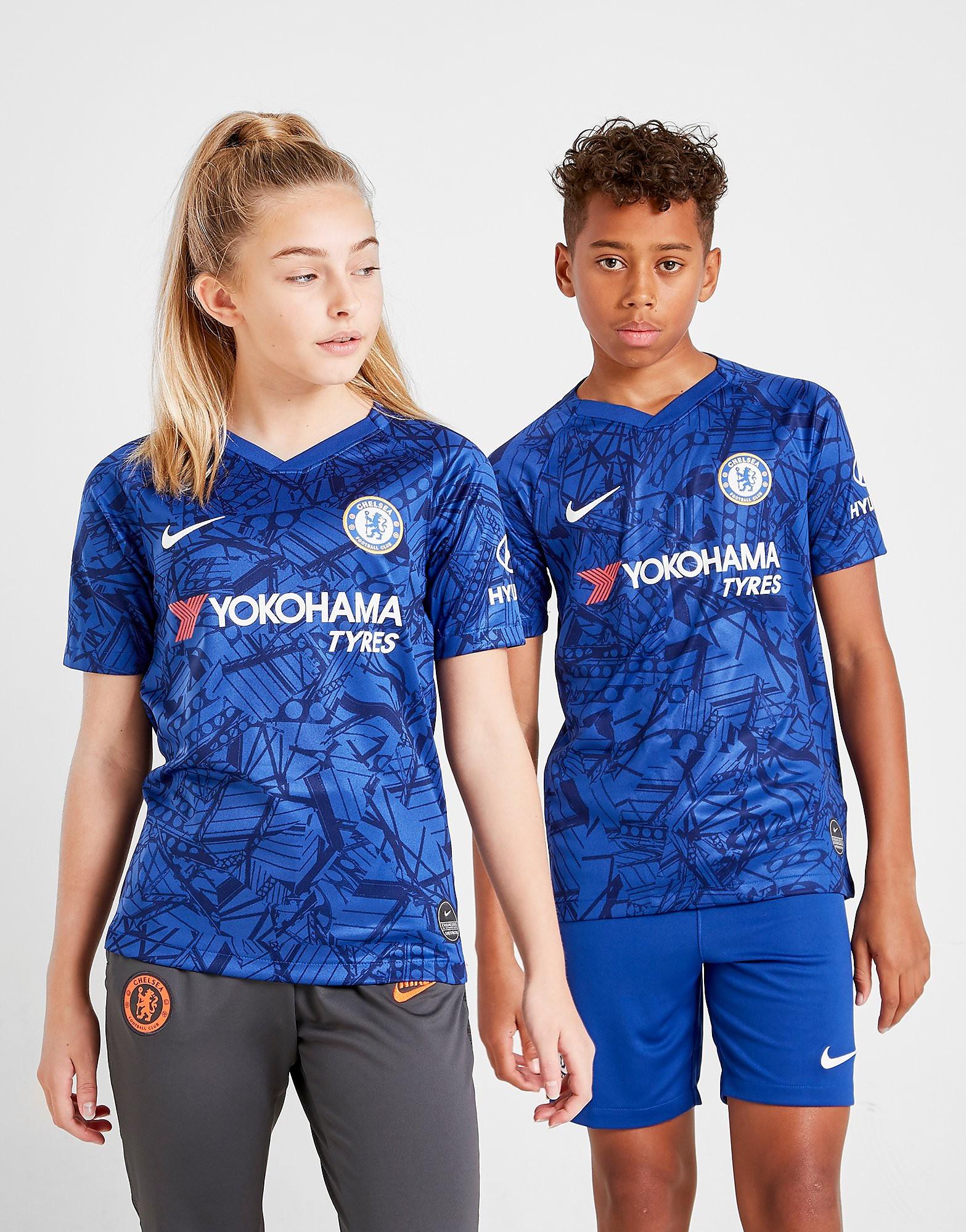 Nike Chelsea FC 2019 Home Shirt Junior - Blauw - Kind