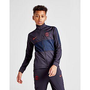 1390d73f946836 Nike Paris Saint Germain Strike Tracksuit Junior ...