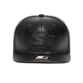 Starter Leather Tonal Snapback Cap