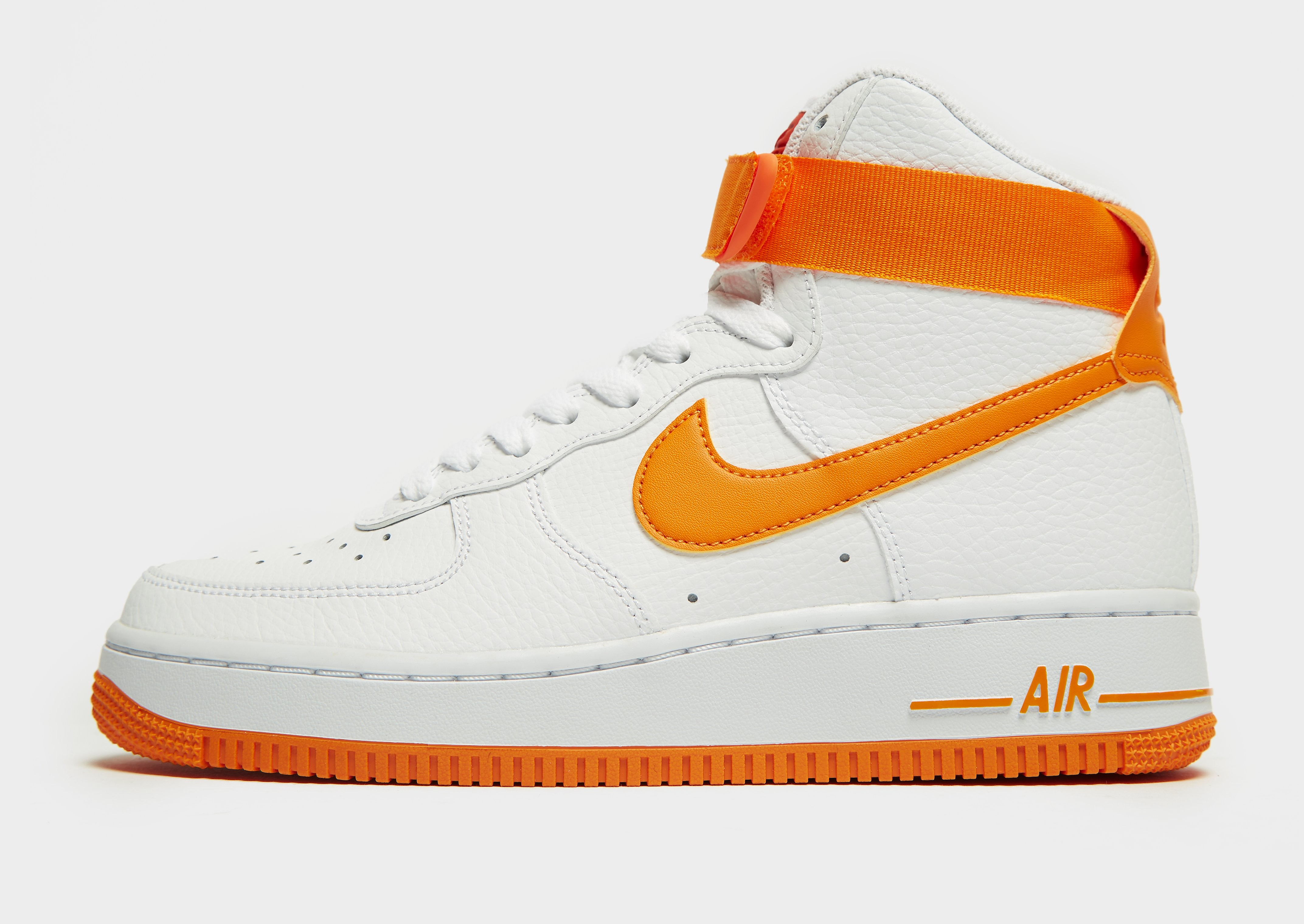 Nike Air Force 1 High Dames - Wit - Dames