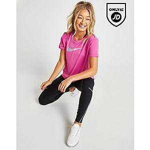 big sale 8a81b 8b51a Nike Running Miler Short Sleeve T-Shirt ...