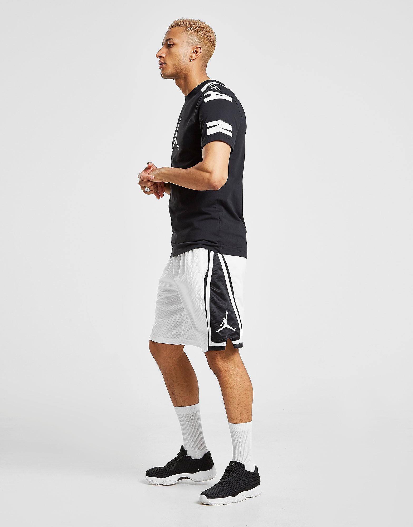 Jordan Franchise Shorts Heren - Wit - Heren