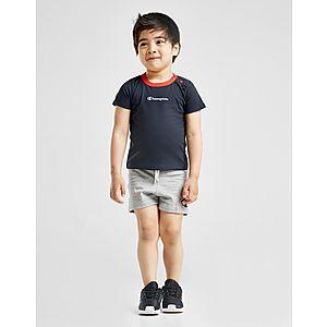 4e843e06977a Champion Logo T-Shirt Shorts Set Infant ...