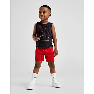 1b57397f22b223 Jordan Light Up Tank Top Short Set Infant ...