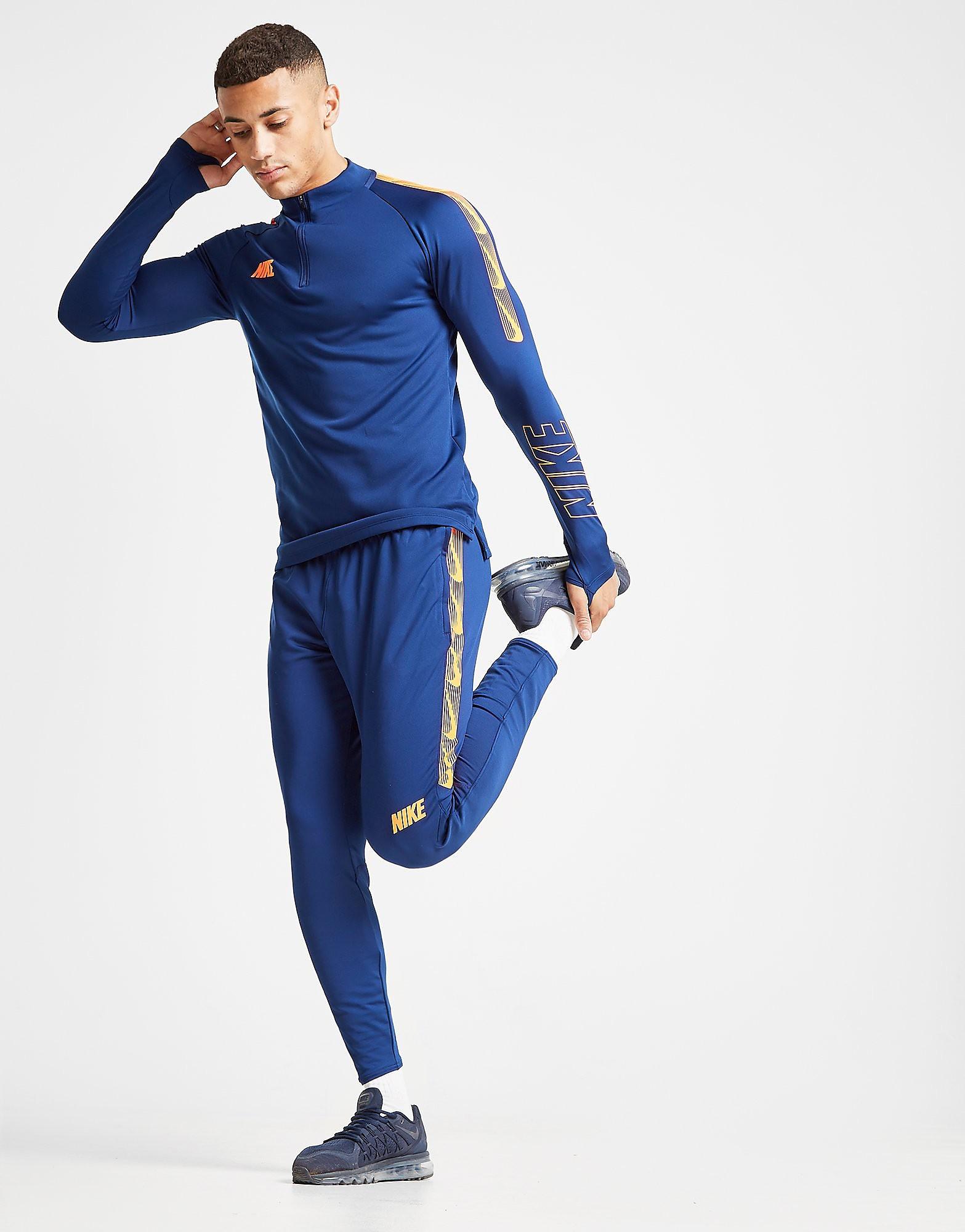 Nike Squad Track Pants - Blauw - Heren