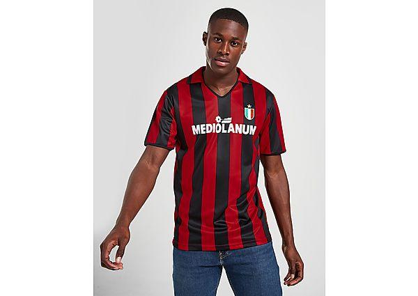Score Draw camiseta AC Milan '88 1.ª equipación, Black