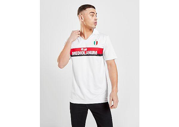 Score Draw camiseta AC Milan '88 2.ª equipación, Red/Black