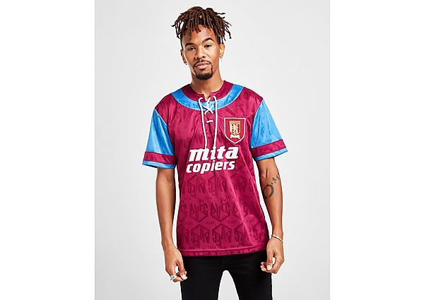 Umbro camiseta Aston Villa '92 1.ª Equipación, Blue