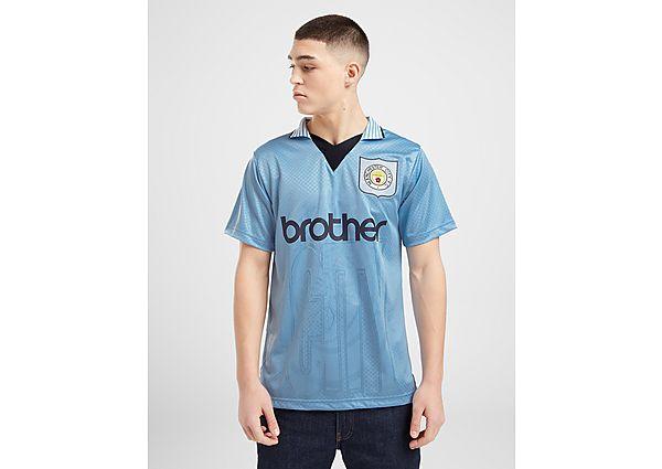 Score Draw camiseta Manchester City FC '94 1.ª equipación