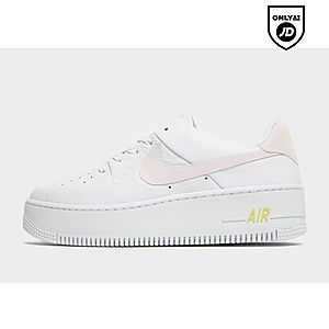 detailed look 72ad2 c85c0 Nike Air Force 1 Sage Low Women s ...