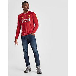 6c0b465f14d ... New Balance Liverpool FC 2019 Home Long Sleeve Shirt PRE ORDER