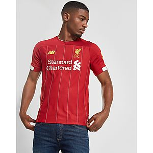 e6d570e7afb New Balance Liverpool FC 2019 Home Shirt ...
