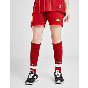 be67dbb3860 ... New Balance Liverpool FC 2019 Home Shorts Junior PRE ORDER