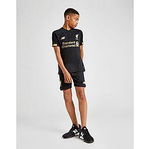 8591fa3ee81 ... New Balance Liverpool 2019 Home Goalkeeper Shorts Junior PRE