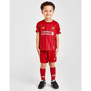 13d31e1c9 New Balance Liverpool FC 2019 Home Kit Children ...
