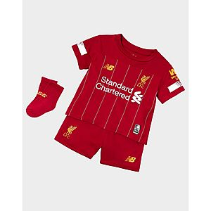 332fe64b2d0 New Balance Liverpool FC 2019 Home Kit Infant PRE ORDER ...
