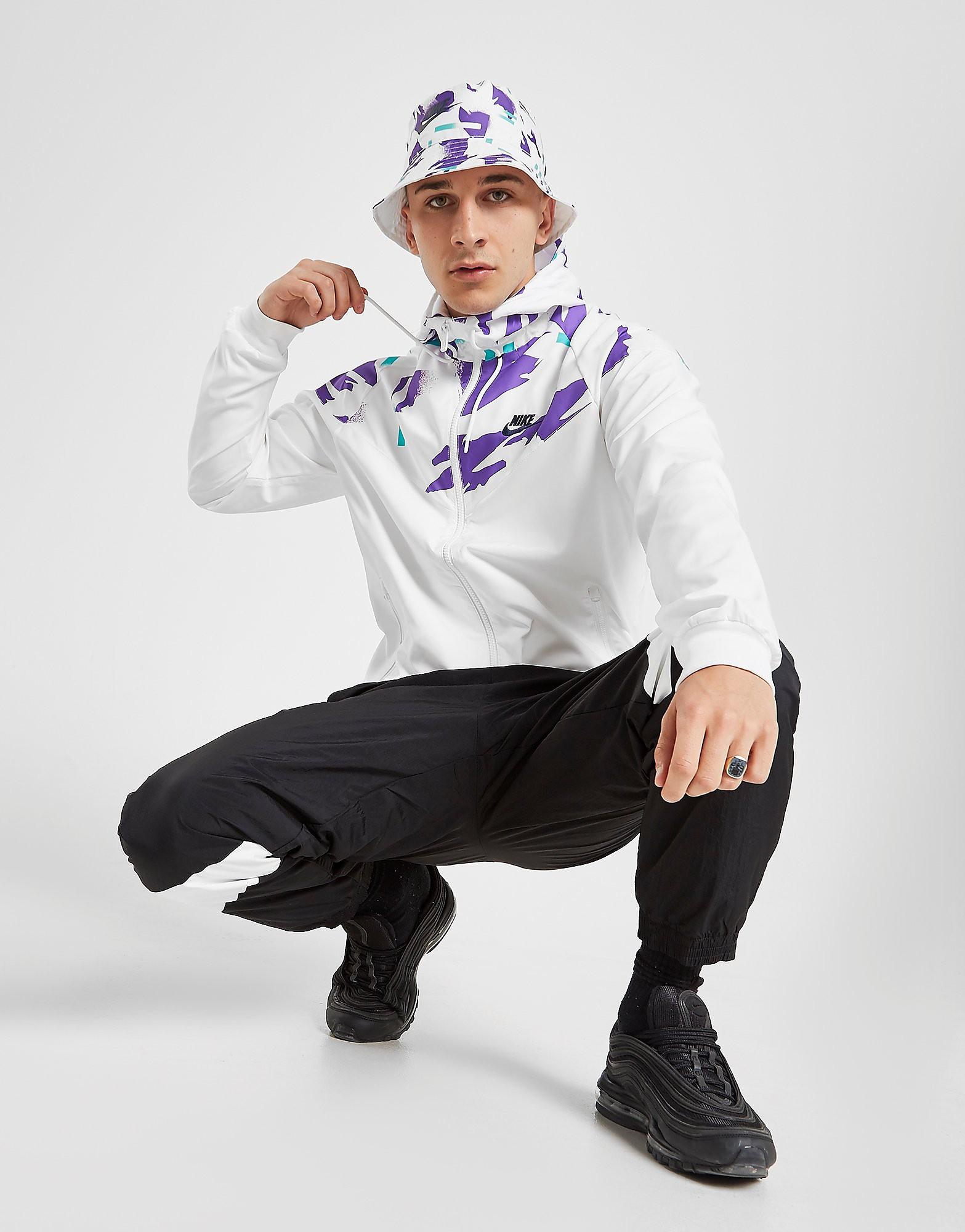 Nike Tennis Windrunner Jacket Heren - Wit - Heren