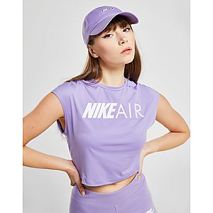 e774e0f77da8 Nike Running Air Crop T-Shirt ...