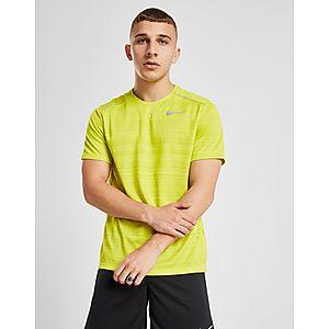 8f19da12bf4c ... Nike Miler Short Sleeve T-Shirt