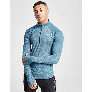 Men's Clothing Fitness, Running & Yoga Motivated Sub Sports Heat Stay Cool Tech Mens Long Sleeve Top Blue